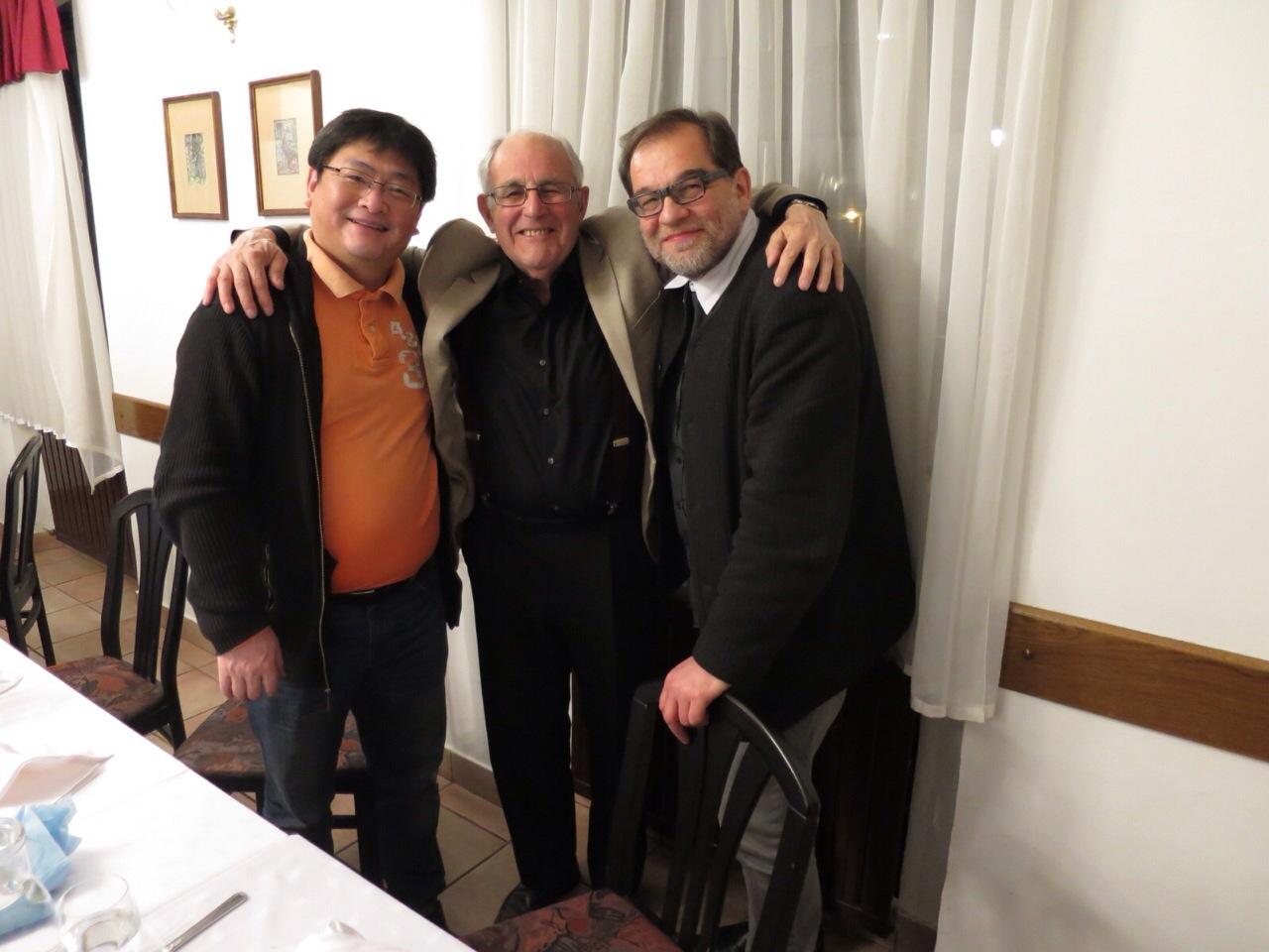 Guoliang Han, Trevor Way & Ljubisa Jovanovic