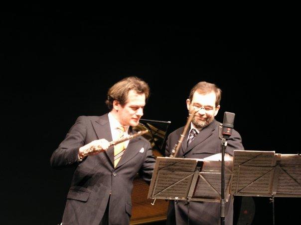 Ljubisa Jovanovic & Emmanuel Pahud