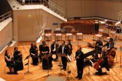 Berlin Philharmonic Hall, Vesna Stankovic, Emmanuel Pahud & Ljubisa Jovanovic